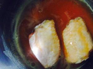 ไก่กับน้ำหมัก