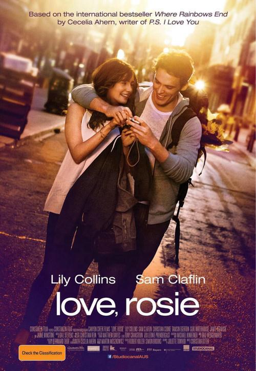 Love Rosie หนังโรแมนติกน่ารัก ไม่เวิ่นเว้อ ดูแล้วไม่หลับ
