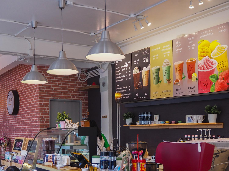 ร้านกาแฟแถวบางนา