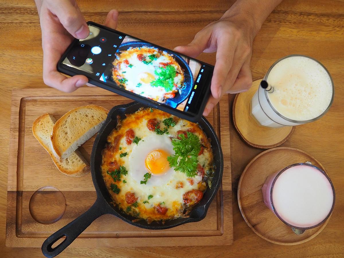 อาหารเช้าที่ท่าเตียน