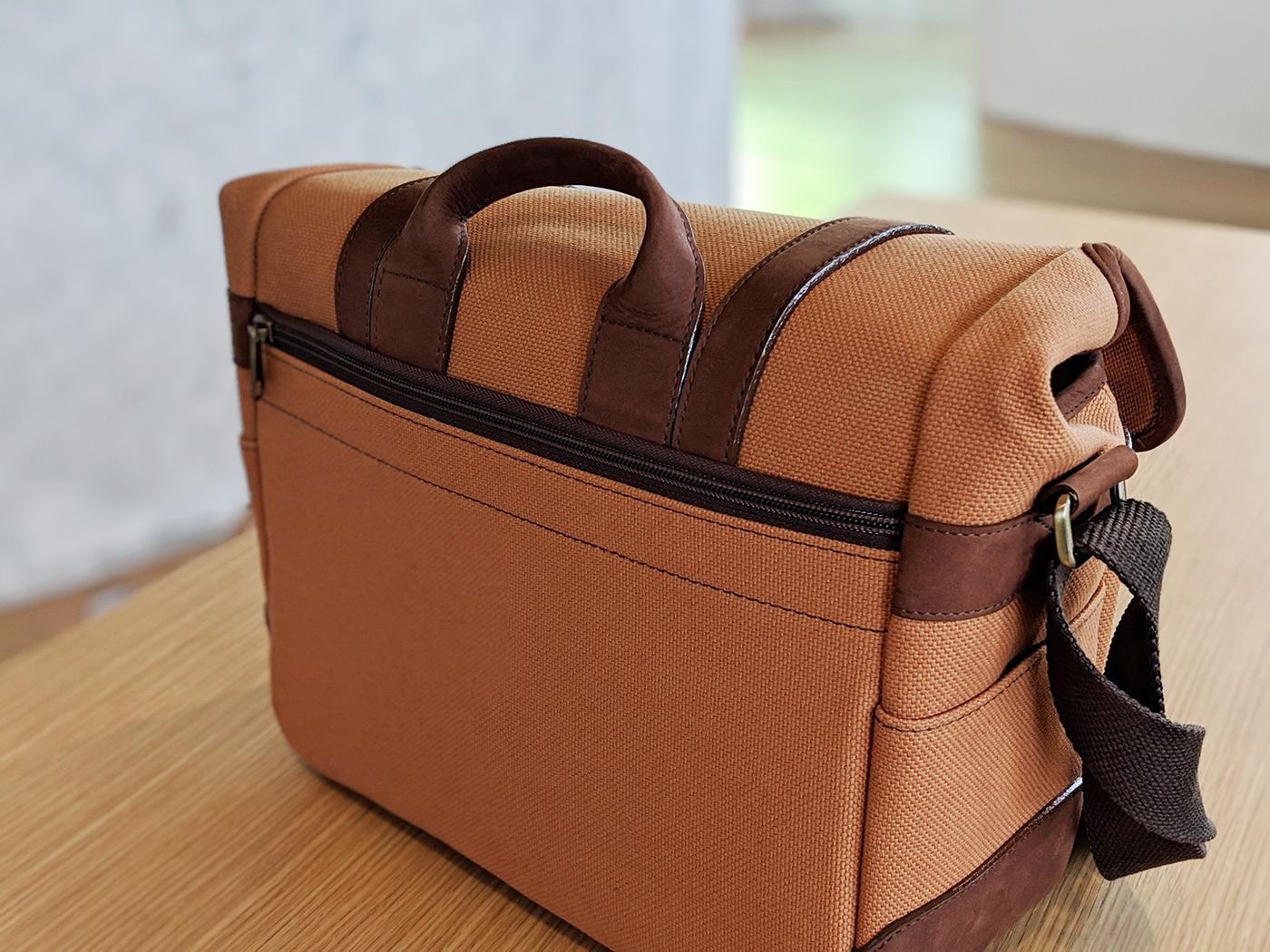 กระเป๋ากล้อง Handmade